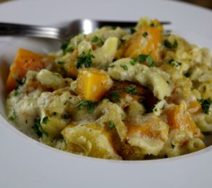 Healthy comfort dishes for your fall table