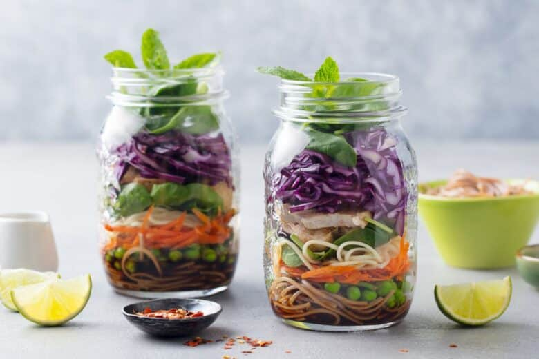 7 quick & easy lunches under 400 calories