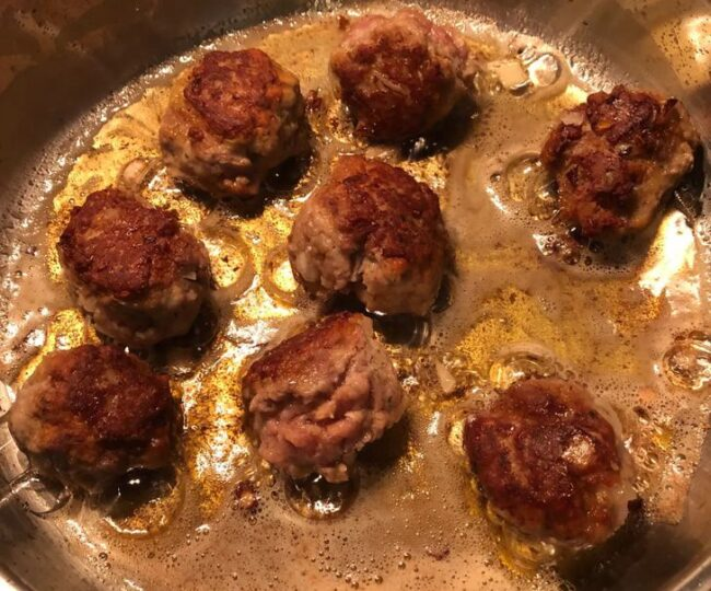 I tested this simple meatball mix. Here's how it went