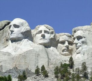 Riveting iconic landmarks in all 50 states