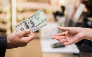When should you pay in cash?