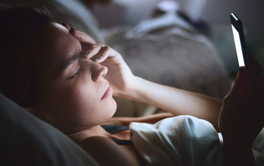 Here's where people complain most about insomnia