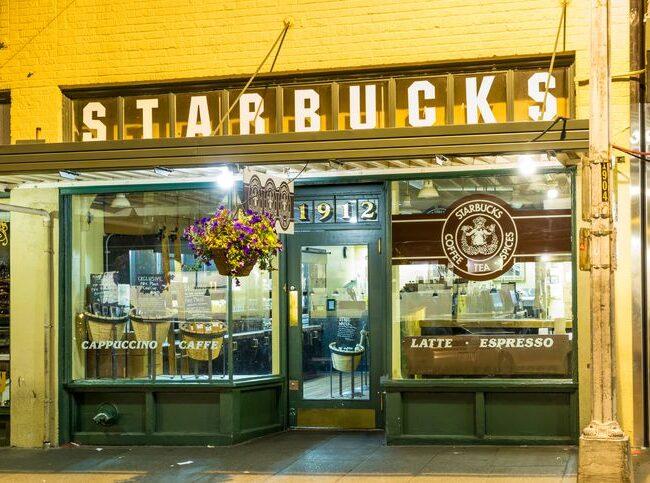 Starbucks is 50 years old?