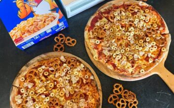 30 unusual pizza toppings you may not believe are real