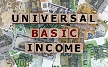 Boomers are less likely to support a universal basic income. Here's why