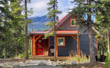 The most popular Airbnb rentals in every Canadian province